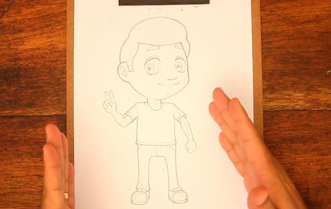 como aprender a desenhar