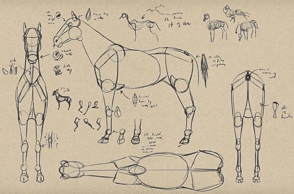 como desenhar Através da Imaginação
