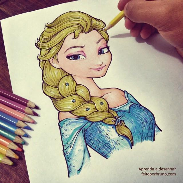 Demo: Portfolio - Aprender a Desenhar