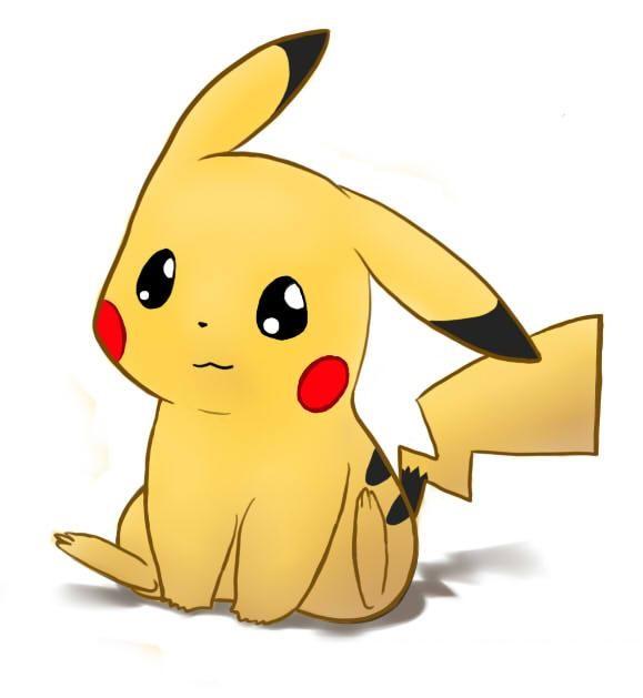 Como Desenhar O Pikachu De Pokémon