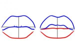 como desenhar boca muito fácil aprender a desenhar