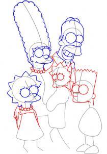 como desenhar os simpsons muito fácil aprender a desenhar