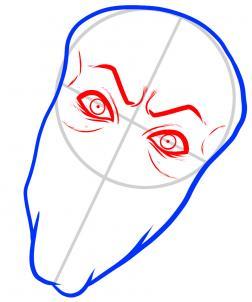 Como Desenhar O Palhaço Pennywise It Muito Fácil