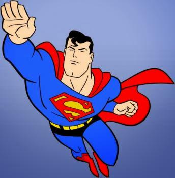 como desenhar o superman