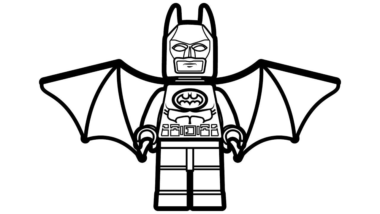 Desenhos De Animais Para Colorir Colorir: Batman Para Colorir E Imprimir