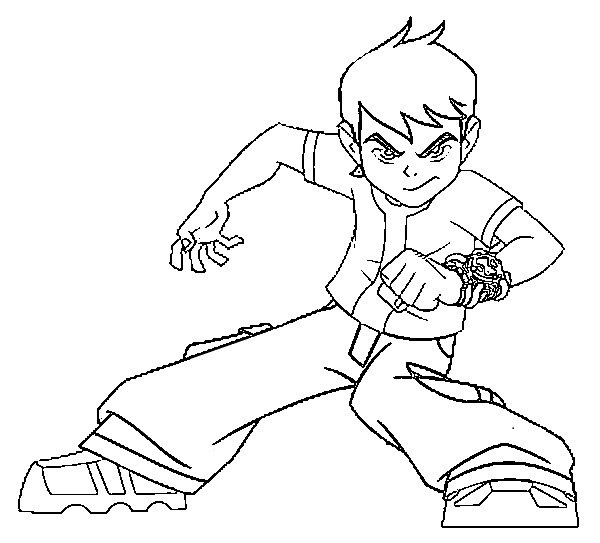 ben 1000 coloring pages - photo#38