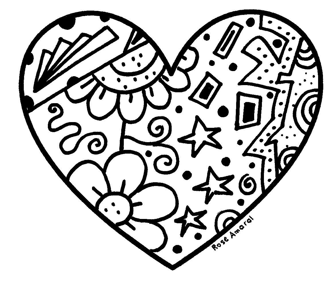 desenho de cora vaydile euforic co