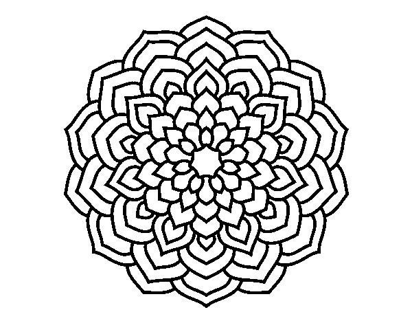 Dibujos De Flores Para Colorear Pintar E Imprimir Flores 6: Flores Para Colorir E Pintar 8