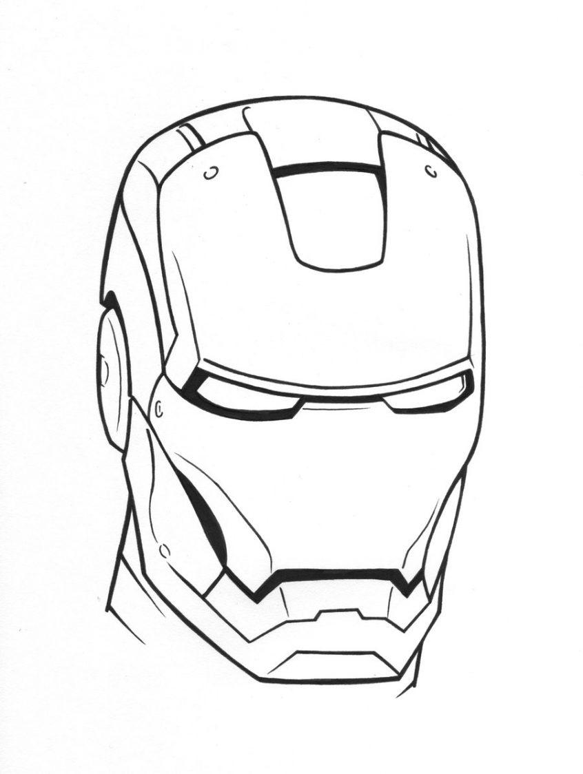 homem de ferro para colorir e imprimir muito fácil colorir e pintar