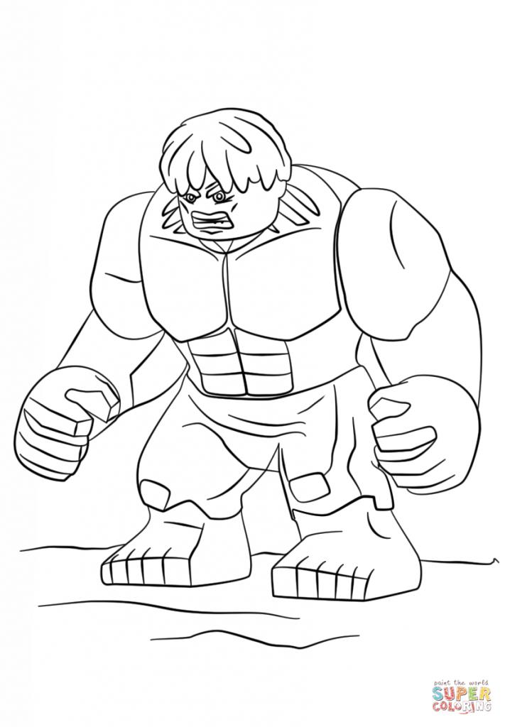 Hulk para colorir e imprimir muito f cil colorir e pintar - Dessin de hulk a imprimer ...