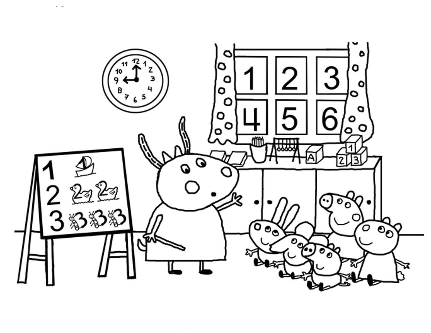 desenhos peppa pig para colorir desenhos peppa pig para colorir 1 ...