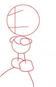 Como Desenhar o Sonic