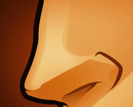 como desenhar nariz