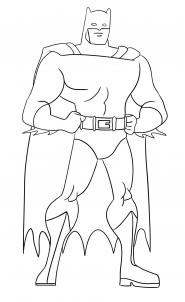 Como Desenhar O Batman Muito Facil Aprender A Desenhar