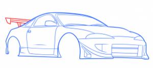 aprender a desenhar carros