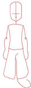 como desenhar o ben 10