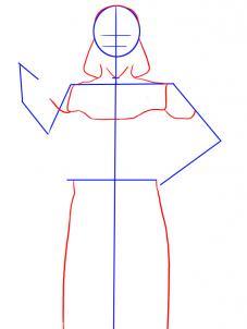como desenhar o darth vader