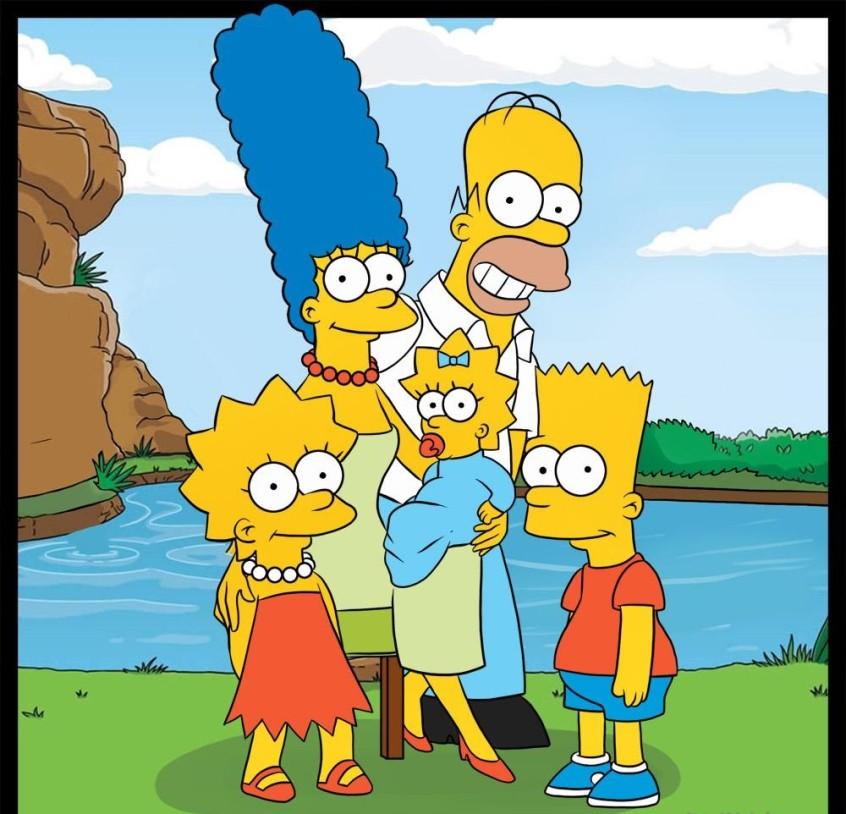 Como Desenhar Os Simpsons (Muito Fácil)