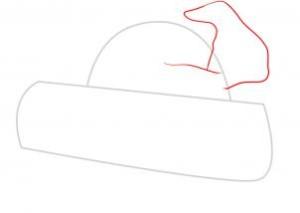 como desenhar uma moto