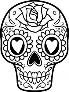 Como Desenhar Uma Cavalera Cranio Mexicano Aprender A Desenhar