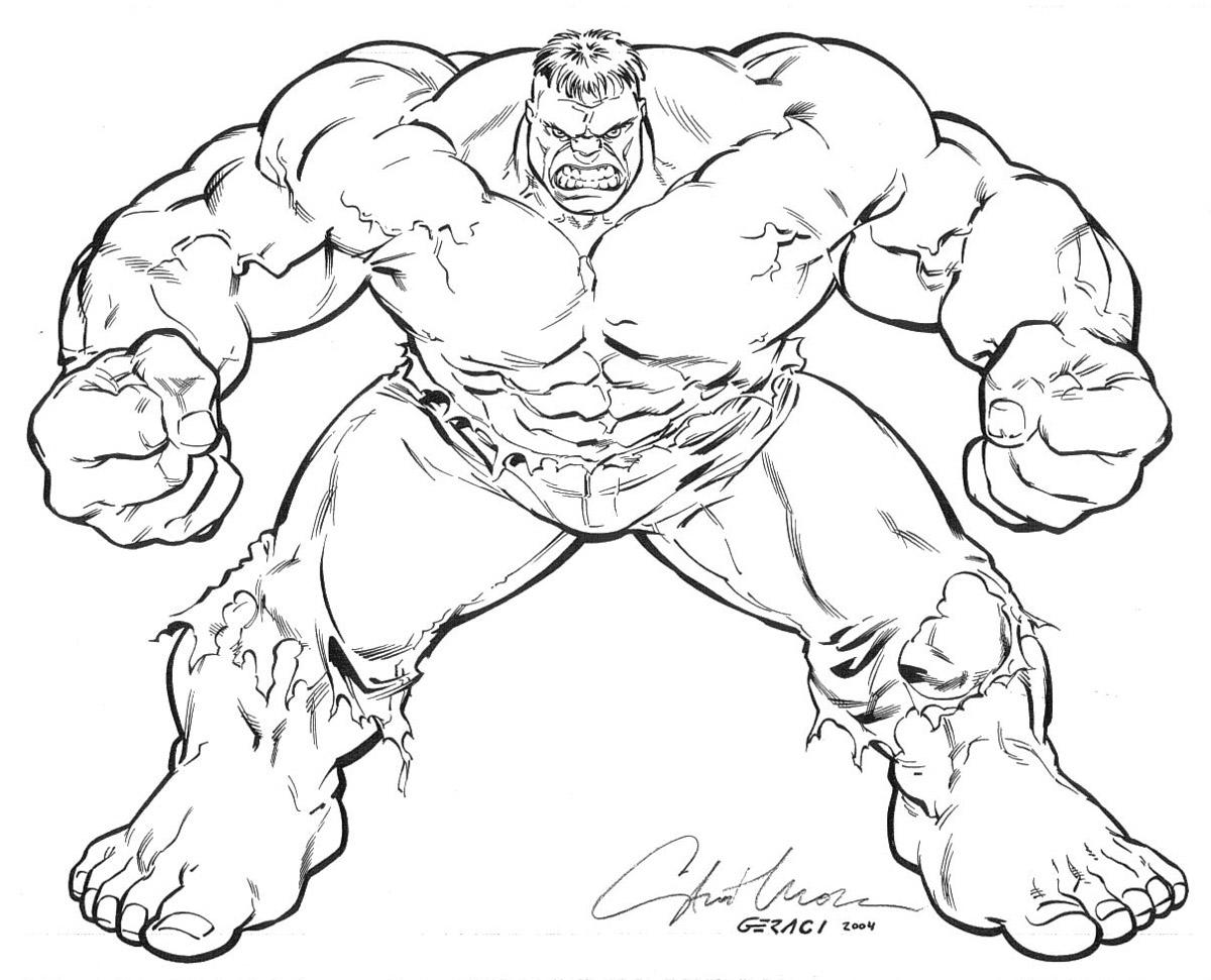 Hulk Para Colorir E Imprimir Muito Facil Colorir E Pintar