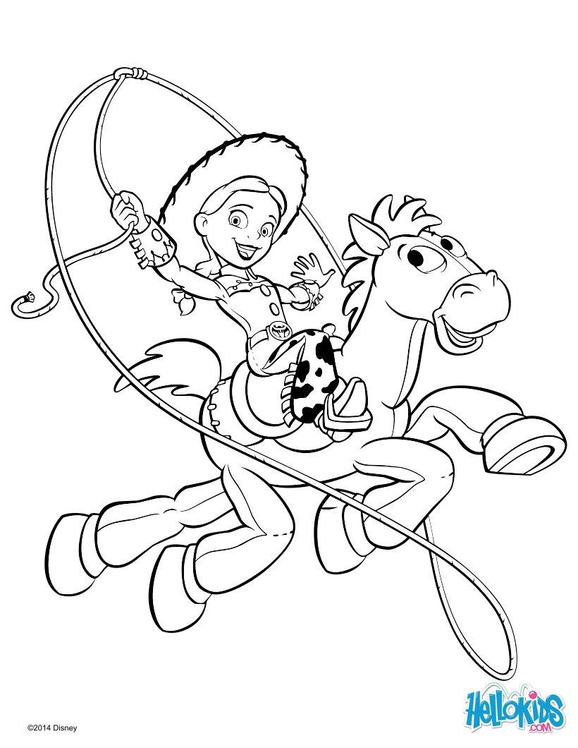 Toy Story Para Colorir E Imprimir Muito Facil Colorir E Pintar