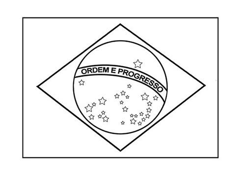 Como Desenhar a Bandeira do Brasil