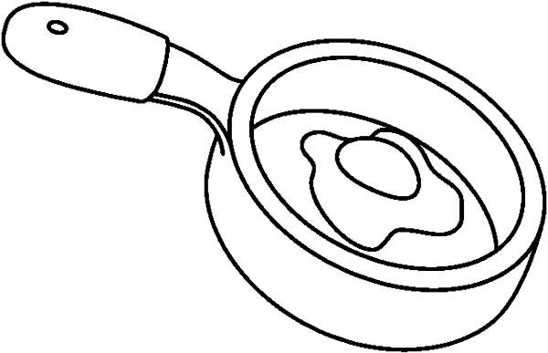 panela para colorir fritar