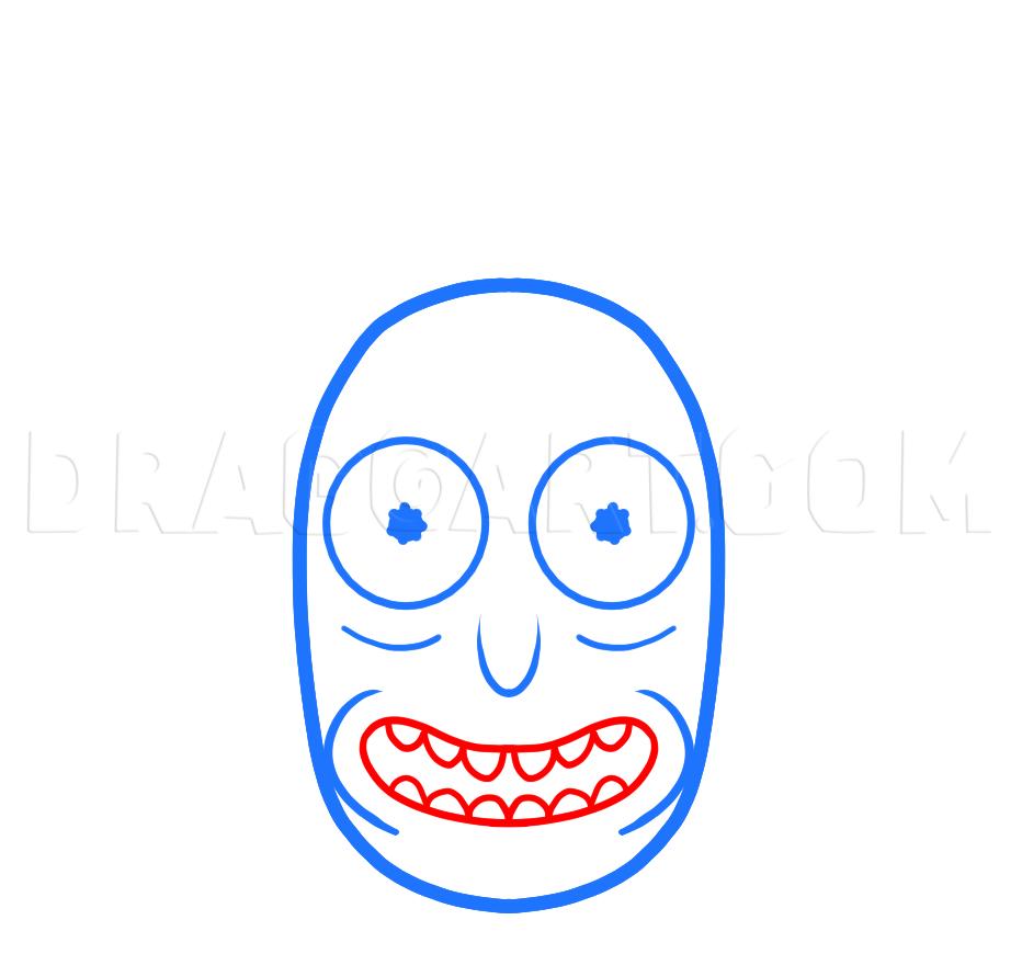 rick desenho