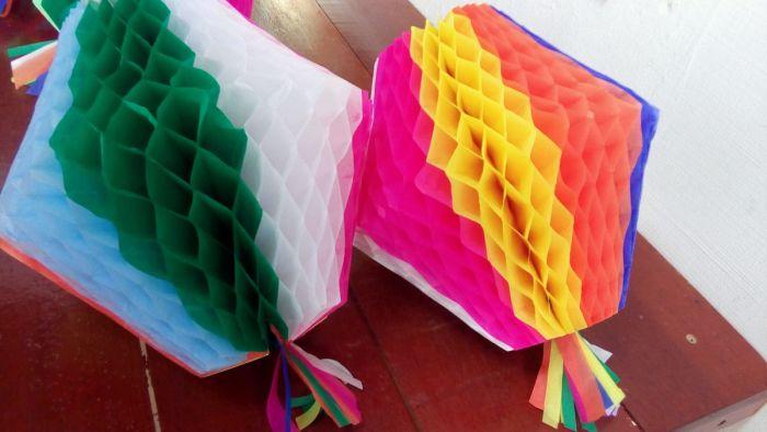 balão festa junina