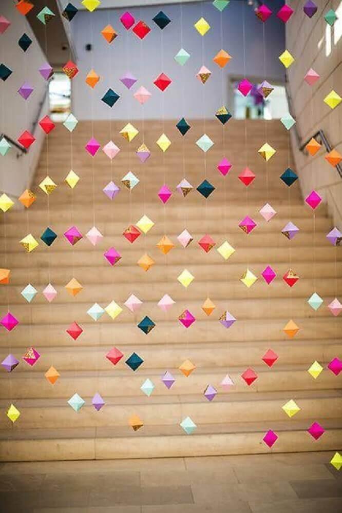 balão de festa junina pequenos
