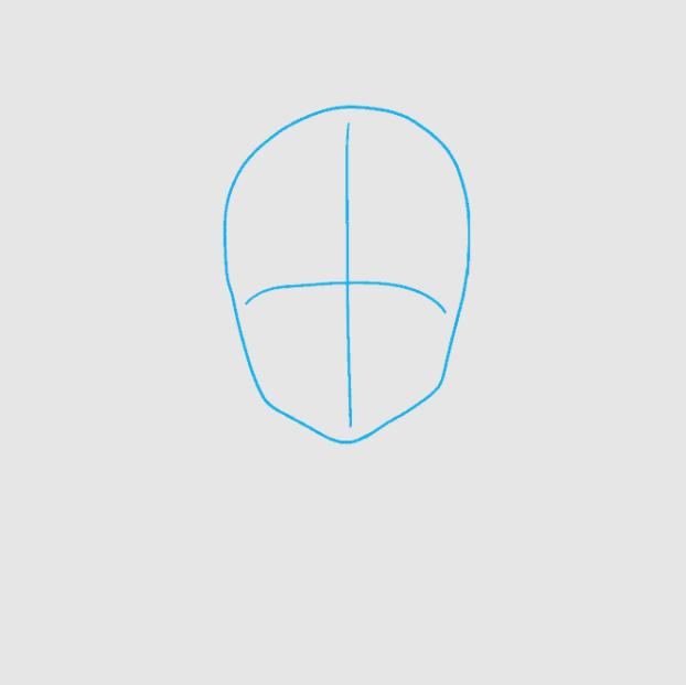 como desenhar midoriya