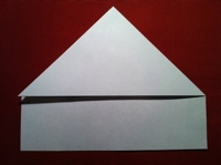 como fazer origami dobradura