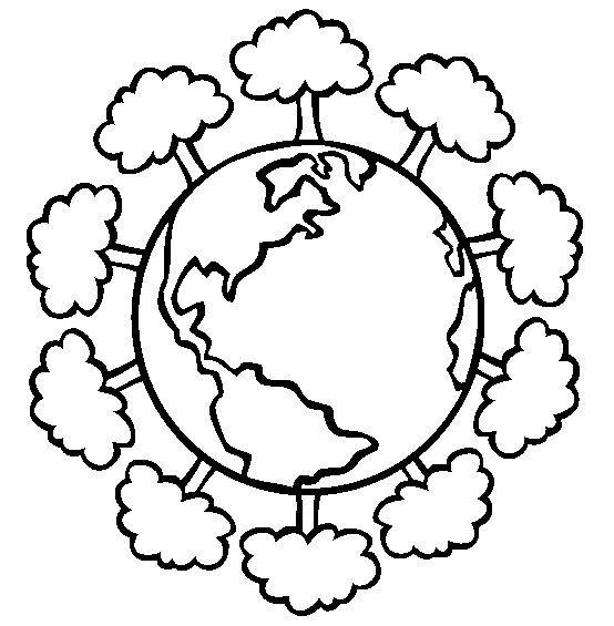 desenho meio ambiente