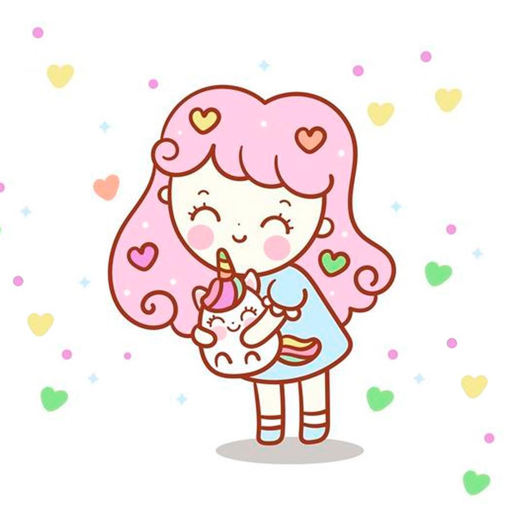 desenhos-kawaii-girl