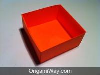 dobradura de caixa