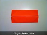 origami de caixa educativo