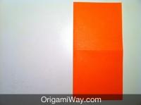 origami de caixa passo a passo