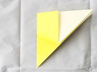 origami de estrela dobradura