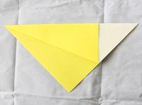 origami de estrela tutorial