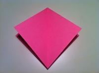 origami tulipa bonito