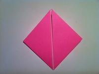 origami tulipa flor
