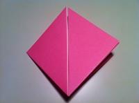 origami tulipa lindo