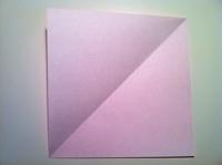 origami tulipa passo a passo