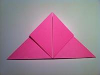 origami tulipa pétala