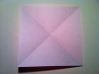 origami tulipa tutorial