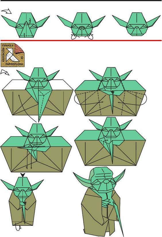 origami yoda star wars